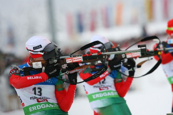 биатлон сборная Беларуси