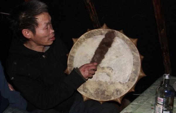 шаман Коля