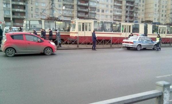 Петербург ДТП