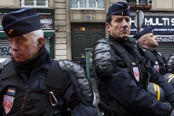 жандармы Франция
