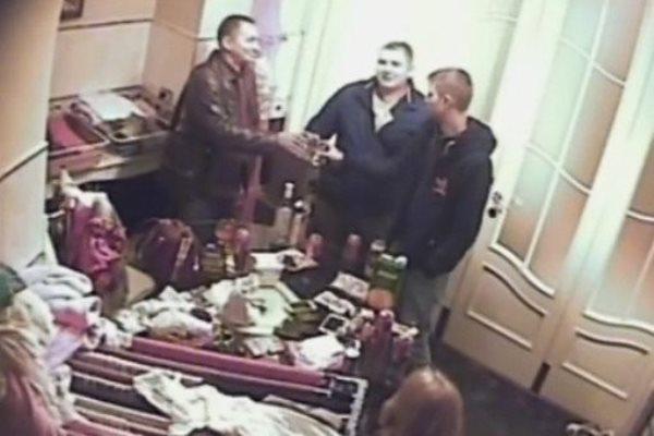 вечеринка в борделе