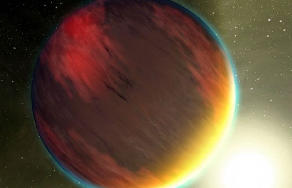 планета Kepler-7b