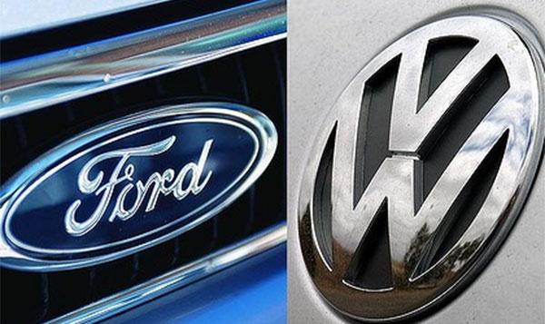 Ford и Volkswagen