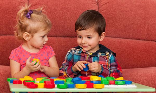 Фото детей до трех лет