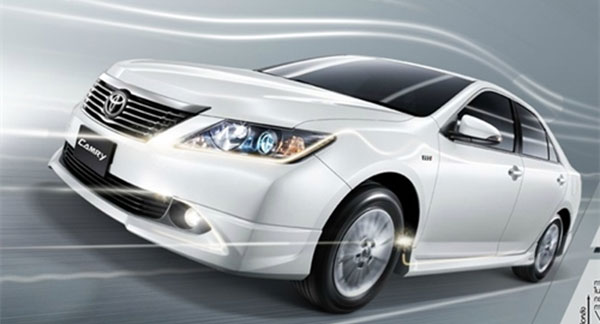 Camry Extremo