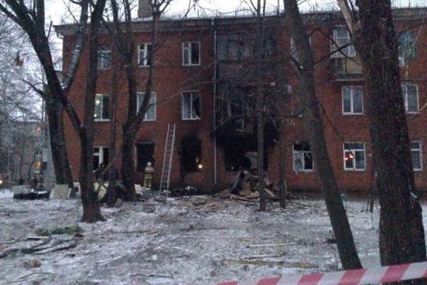 Курянина, устроившего взрыв в жилом доме на Сумской, отправили в колонию
