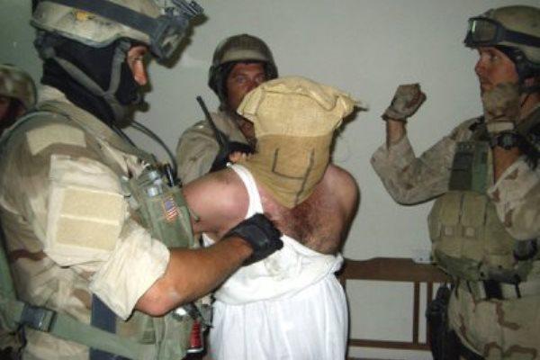 пытки заключенных