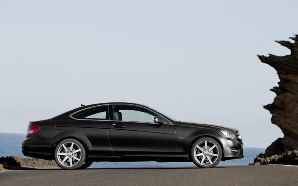 Mercedes-Benz, купе C-Class