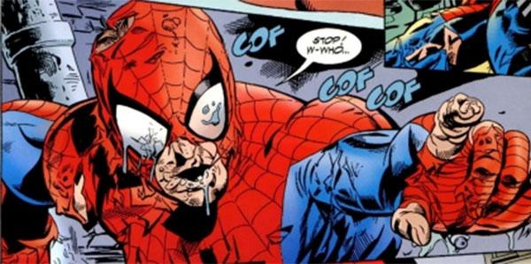 Гей человек паук