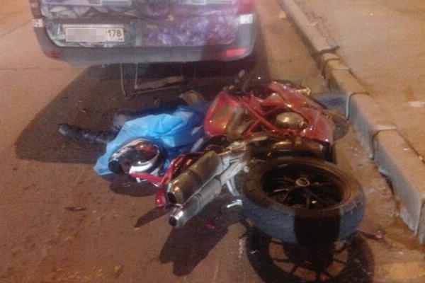 ДТП погиб мотоциклист