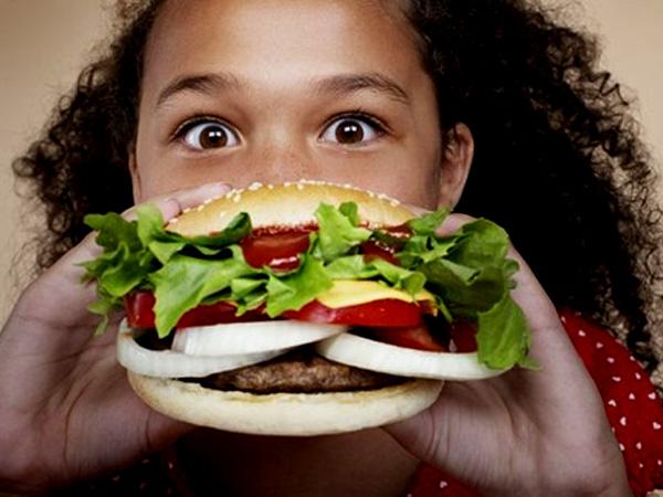 fast food dependency
