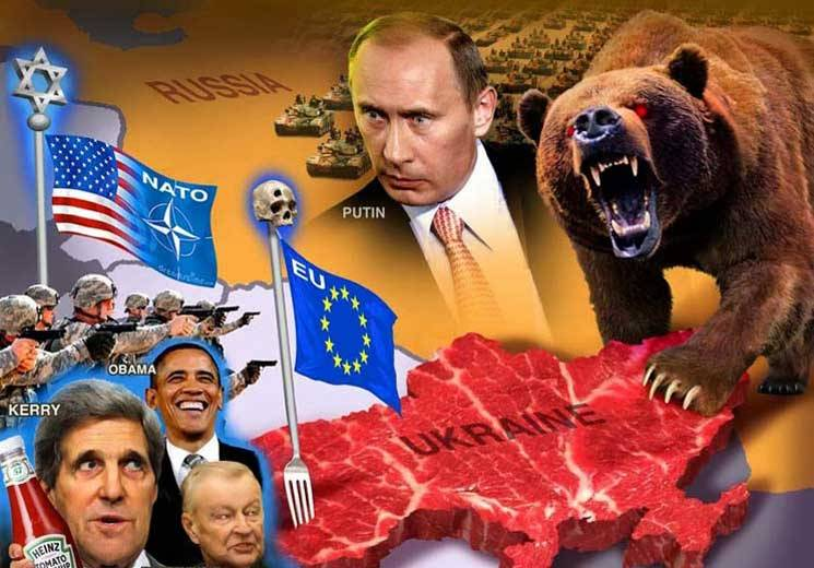 Сша против россии фото