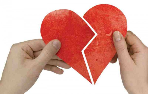 сердце развод
