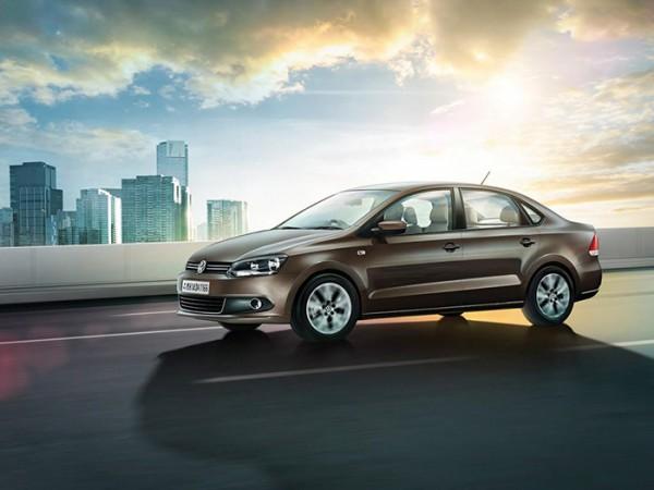 обновленный Volkswagen Polo