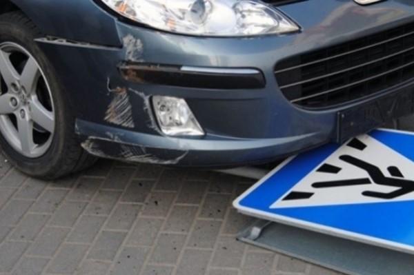 ДТП сбил пешехода