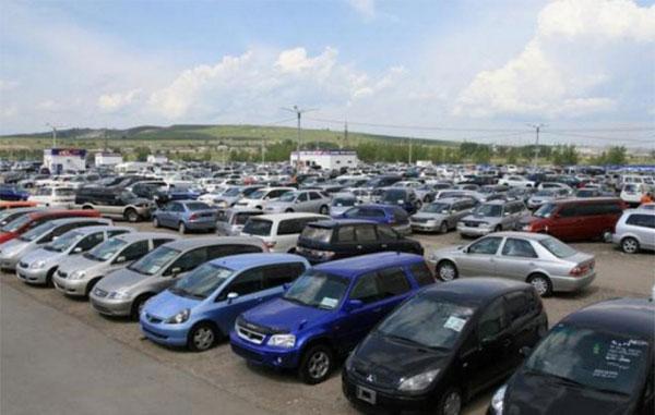 подержанные автомобили в россии