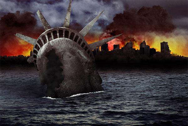 США грозит катастрофа