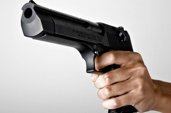 пистолет травмат