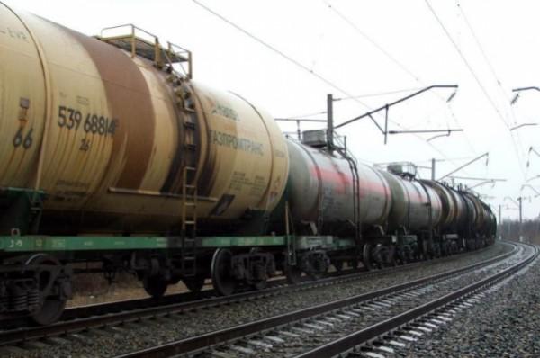 цистерны поезда