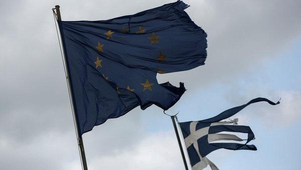 ЕС Греция