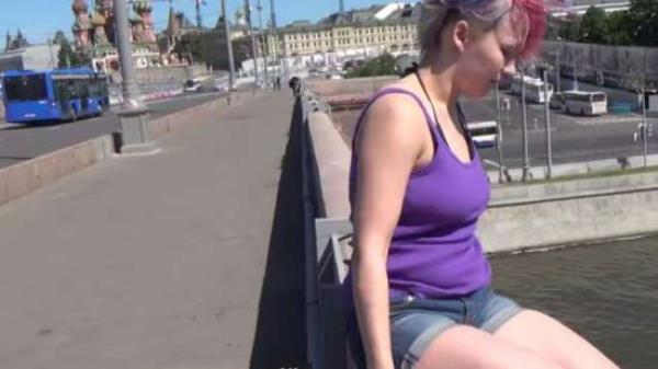 прыжок в Москва-реку