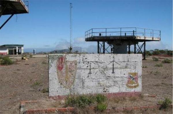 бывшая ракетная база