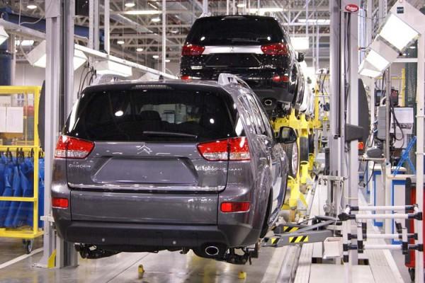 Peugeot и Citroen, производство в Калуге