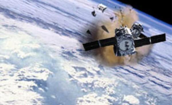 МКС космический мусор