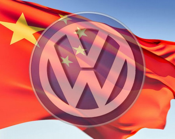 Volkswagen, Китай
