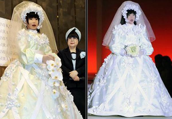 невеста робот