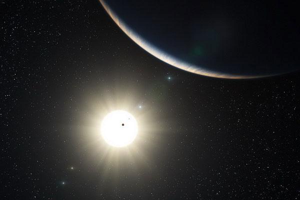 Открыты суперплотная и«раздутая» экзопланеты— Астрономы