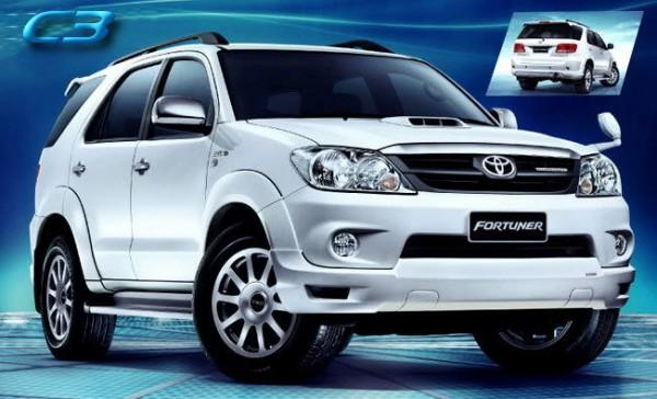 Toyota Fortuner, новое поколение