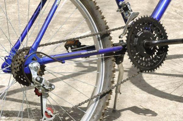 велосипед ДТП
