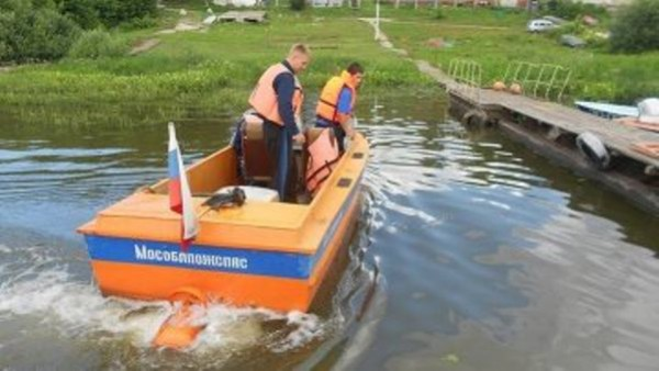 пруд утонули