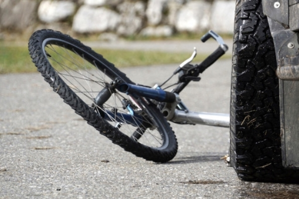 ДТП велосипед