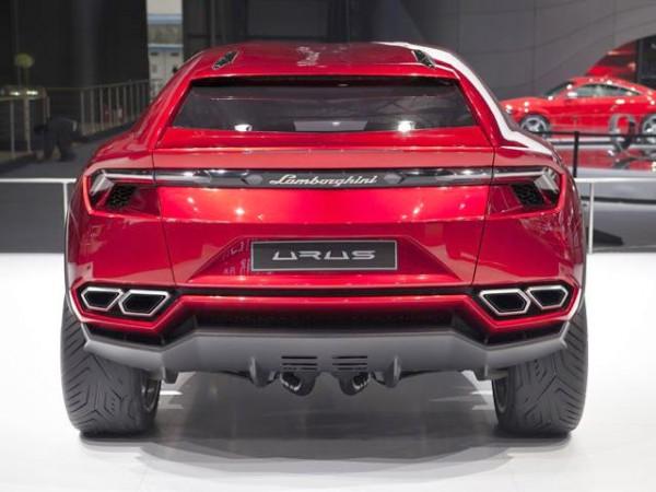 Lamborghini Urus-2018