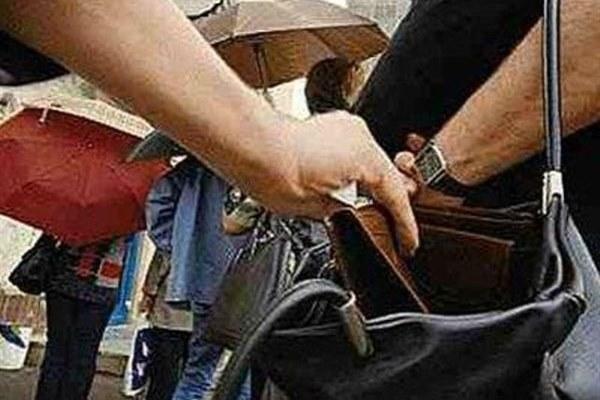 В российской столице наБелорусском вокзале задержана группа воров-карманников