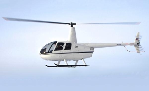 вертолет Робинсон