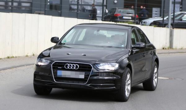 Audi А4 новой генерации