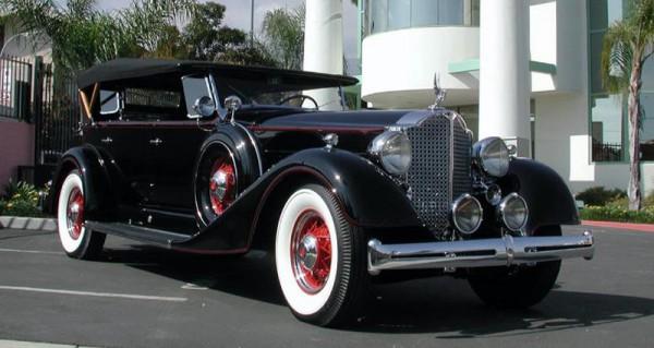ретро-автомобиль, аукцион раритетных автомобилей
