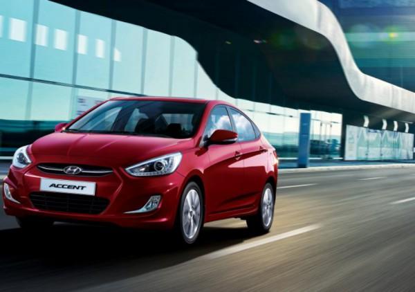Hyundai Accent 2016 модельного года