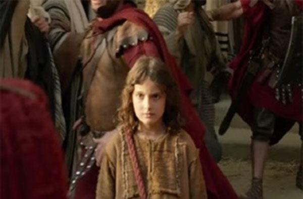 Юзеры  возмущены трейлером фильма одетстве Иисуса Христа
