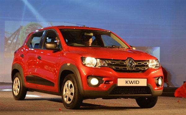 Kwid от Renault