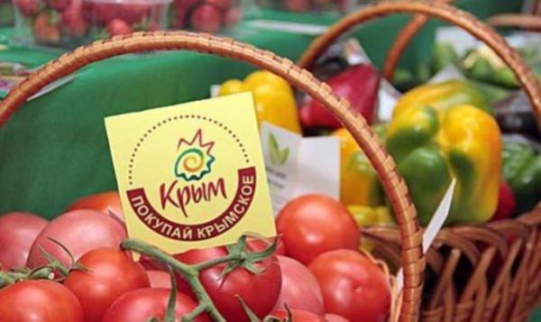Крым ограничил поставки продуктов в Россию из-за блокады