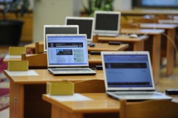ноутбуки в школе