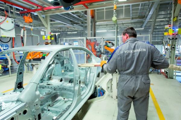 Volkswagen, завод
