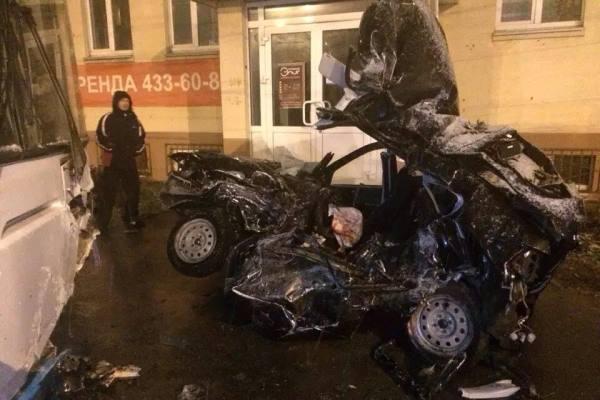 Шесть человек пострадали вкрупном ДТП вНижнем Новгороде