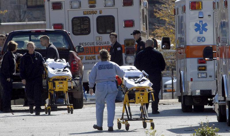 Страшный теракт в США: 27 человек погибли при расстреле в церкви
