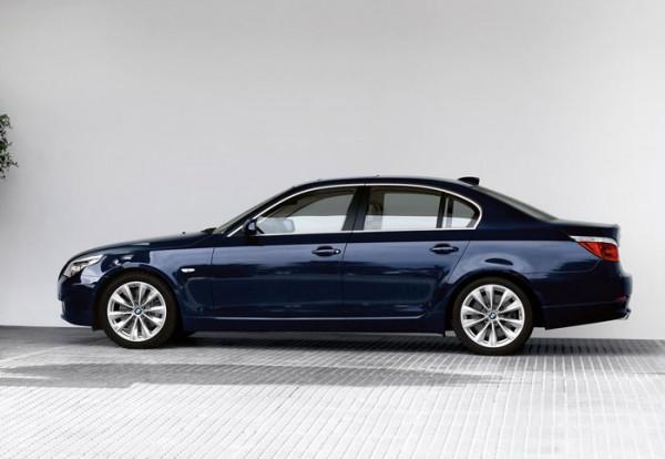 рестайлинговый BMW 5-й серии