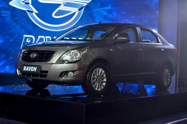 Chevrolet Cobalt, Ravon